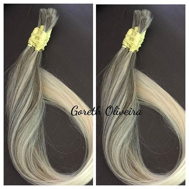 luzes platinadas cabelos em luzes cabelos humanos mega hair
